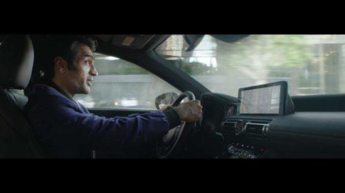 2022 Lexus IS 500 plays a starring role in Eternals alongside Kumail Nanjiani