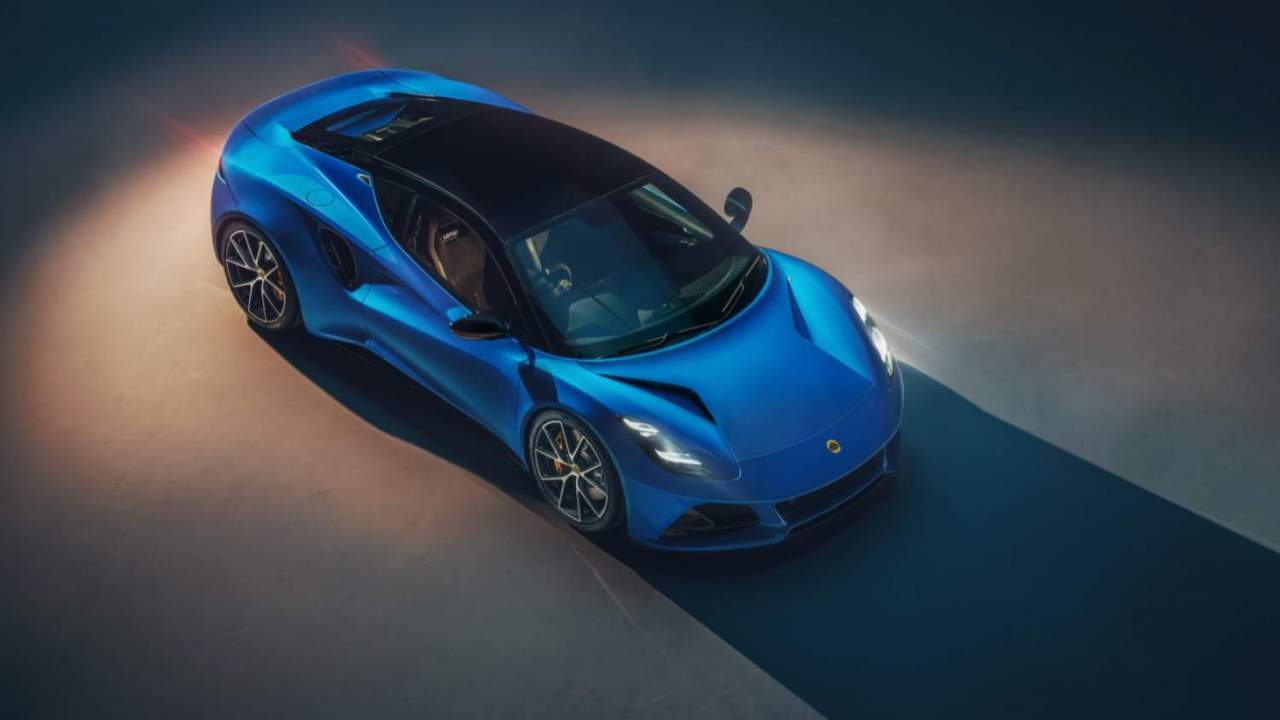 Lotus Emira V6