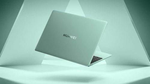 Huawei MateBook 14S adds 90Hz screen, comes in Spruce Green