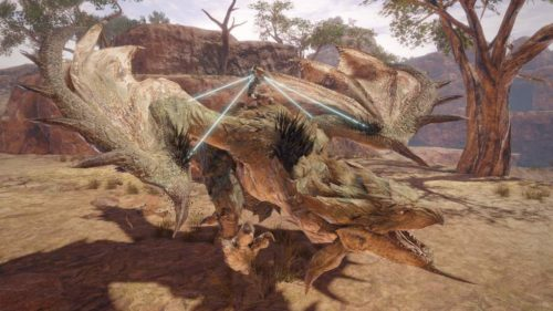 Monster Hunter Rise players will need to start over on PC