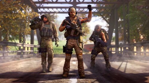 Ghost Recon Frontline unveiled – a free-to-play battle royale