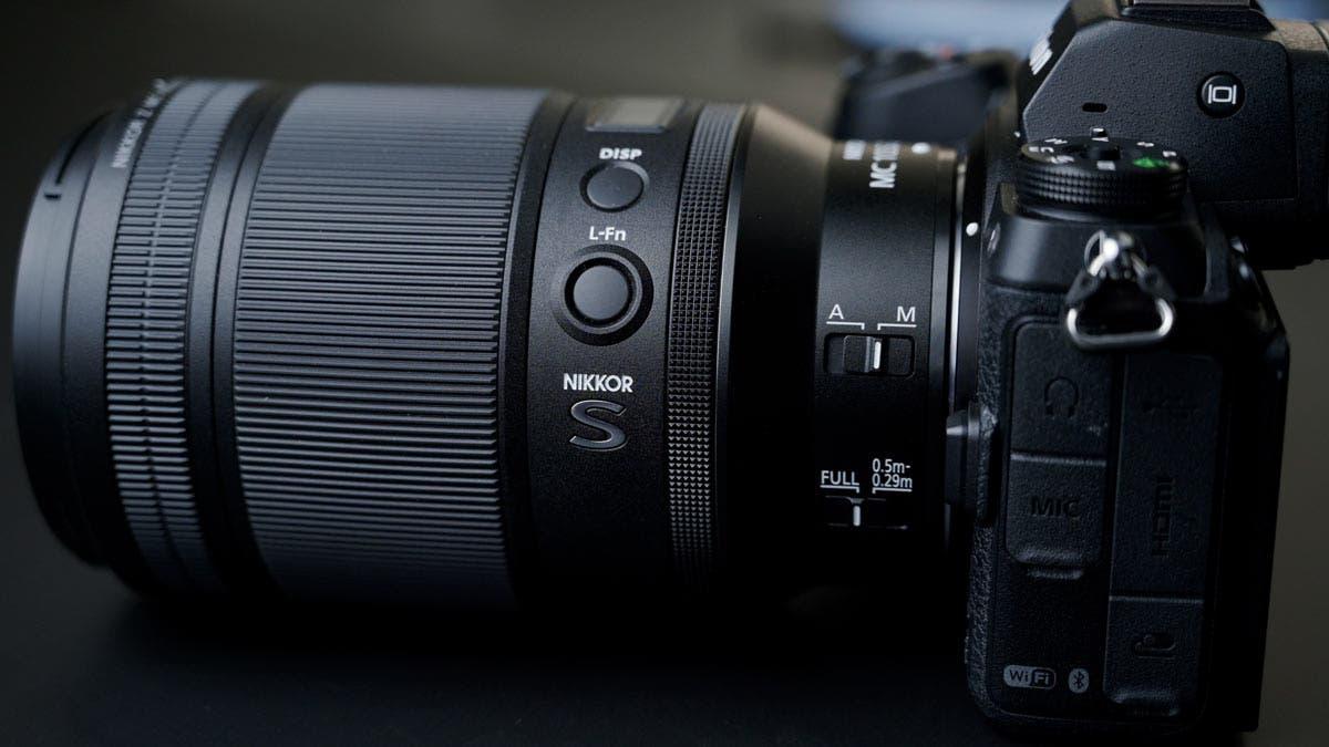 Nikon Nikkor Z MC 105mm F2.8 VR S