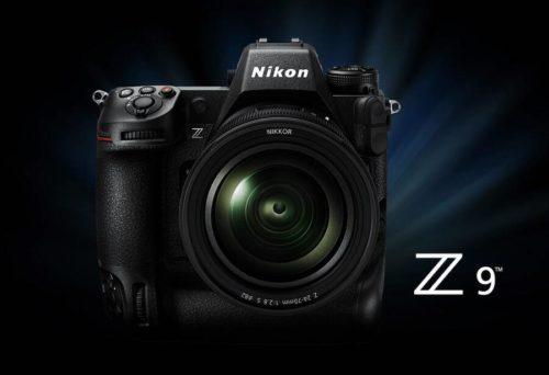 Nikon Z9 Teaser Video #3 Reveals Eye AF capability