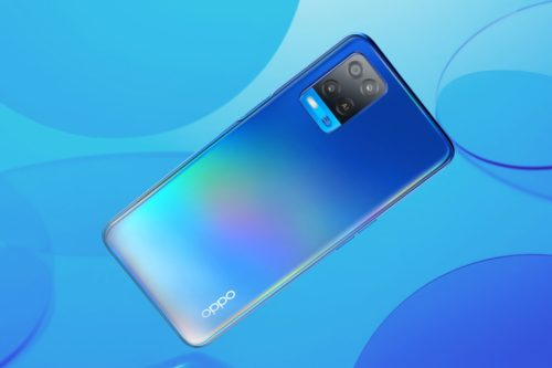 OPPO A54s leaks in its entirety ahead of official launch