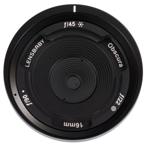 Lensbaby Obscura 16 Review