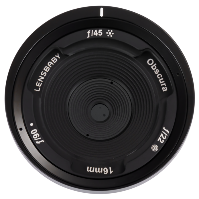 Lensbaby Obscura 16