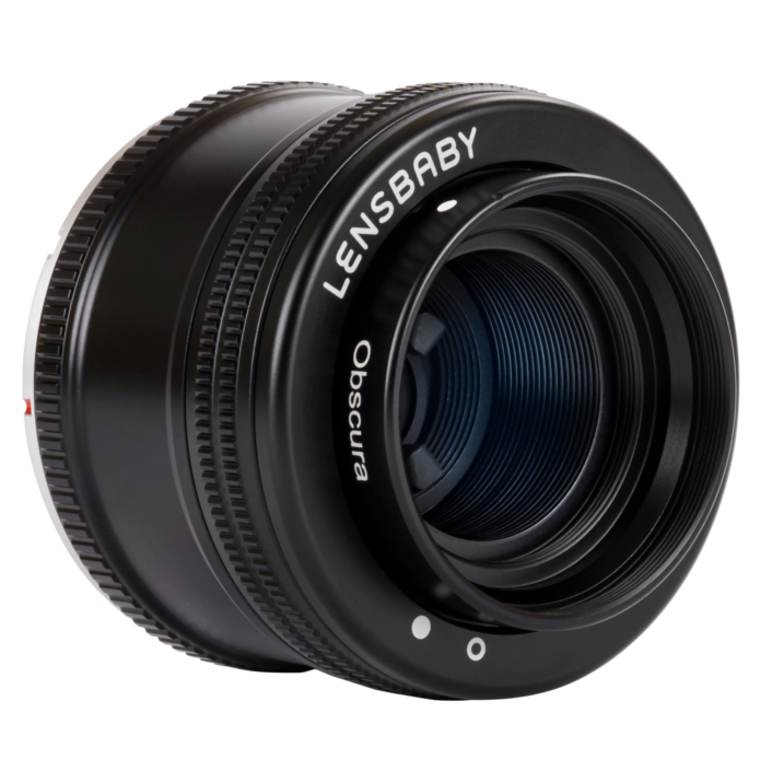 Lensbaby Obscura 50