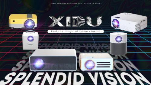 XIDU Wants to Energize Your Life at Home with New Projector Series, PhilBeam