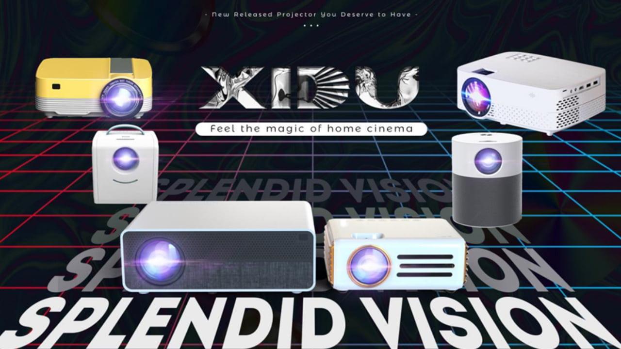 XIDU Projector Series