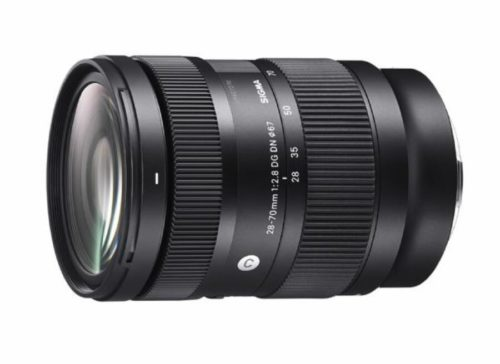 Sigma 18-50mm f/2.8 DC DN Contemporary Lens Coming on October 19th