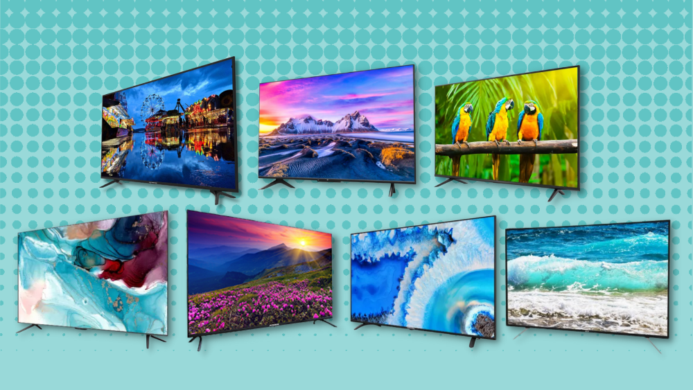Smart 4K TVs