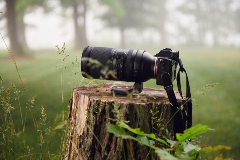 Tamron 150-500mm lens