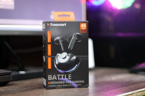 Tronsmart Battle Gaming TWS Review: Ultra Low Latency Earbuds