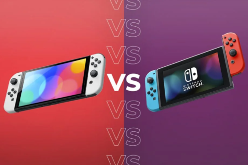 Nintendo Switch OLED vs Nintendo Switch: The 6 key things you need to know