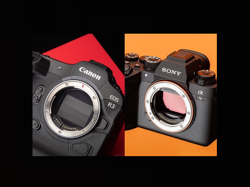 Canon EOS R3 vs Sony a9 II