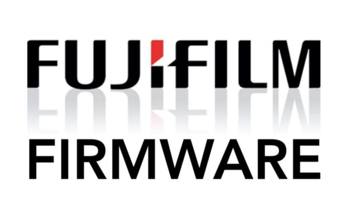 fujifilm firmware