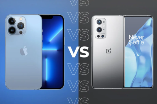 iPhone 13 Pro vs OnePlus 9 Pro: Which phone wins out?