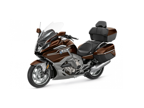 Updates Coming for 2022 BMW K1600 Models
