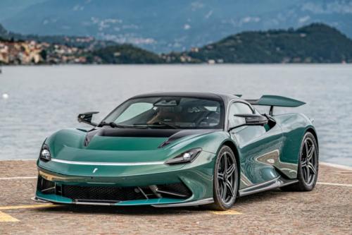 Pininfarina Battista electric hypercar wins Design Award