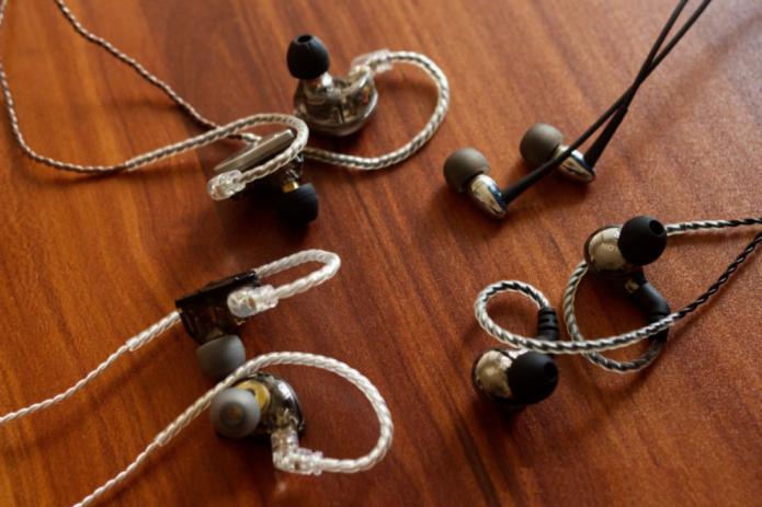Budget wired earphones
