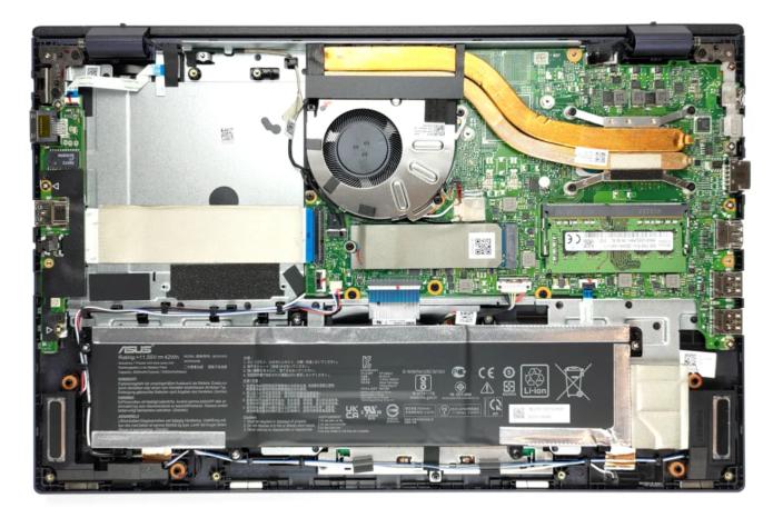 Inside ASUS ExpertBook B1 B1500