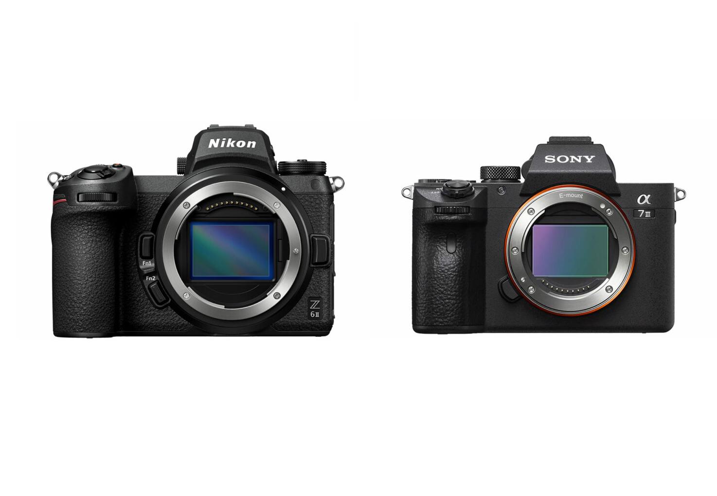 Nikon Z6 II vs Sony A7 III