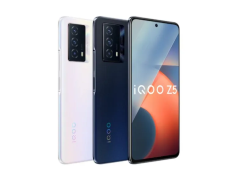 iQOO Z5x confirmed to come powered by MediaTek Dimensity 900 chipset