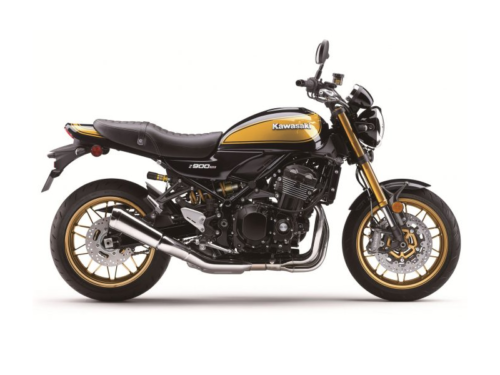 2022 Kawasaki Z900RS SE First Look (7 Fast Facts)