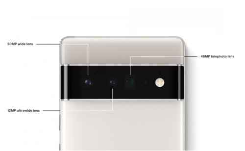 Carphone Warehouse leaks Pixel 6 and 6 Pro in full detail