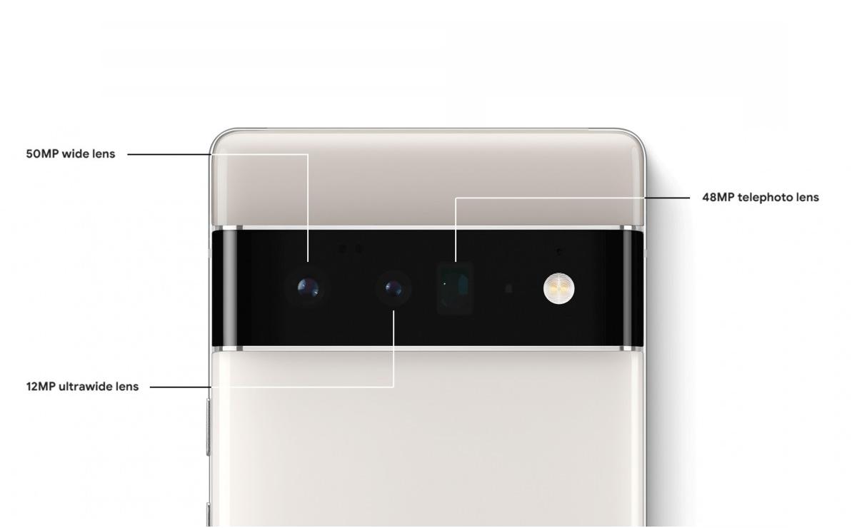 Pixel 6 camera