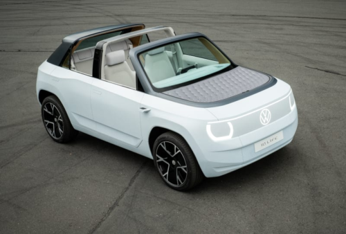 2022 Volkswagen ID. LIFE first drive review