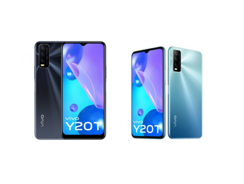 Vivo Y20T announced with Snapdragon 662