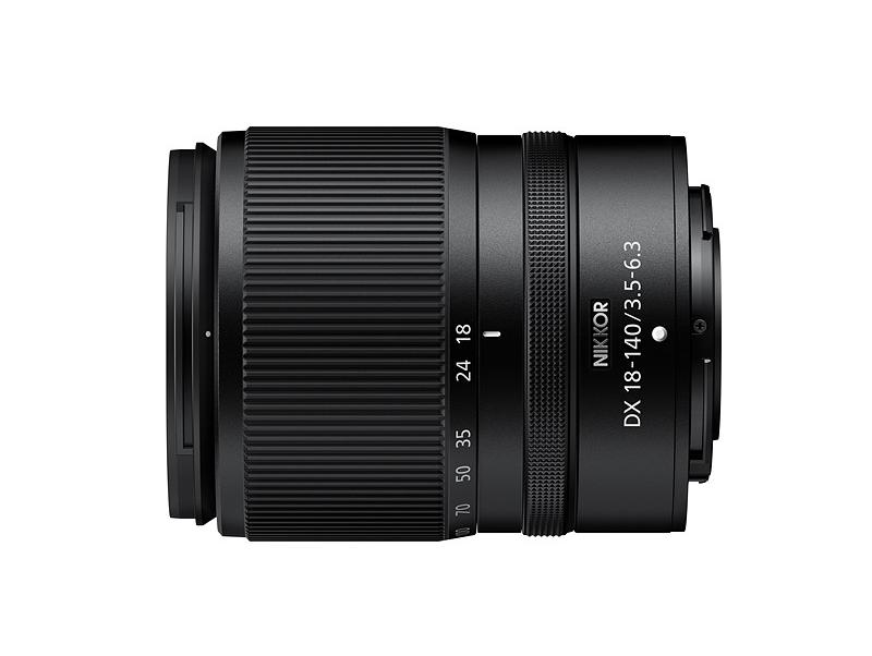Nikon DX 18-140mm F3.5-6.3 VR