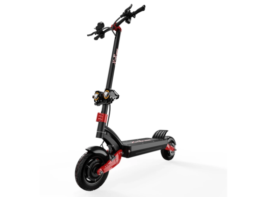 X-Tron X10 Pro Dual Motor Electric Scooter Review: Comes With 60V 3200W 10 Inch