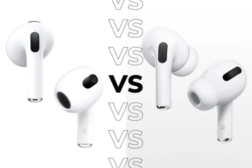 AirPods 3 vs AirPods Pro: What's the difference?