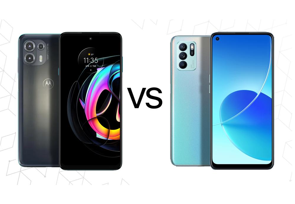 Motorola Edge 20 Fusion 5G vs OPPO Reno6 Z 5G