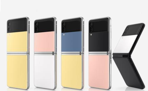 Samsung Galaxy Z Flip3, Watch4 Bespoke Edition now official