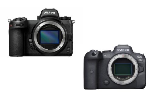 Nikon Z6 II vs Canon R6 – The 10 main differences