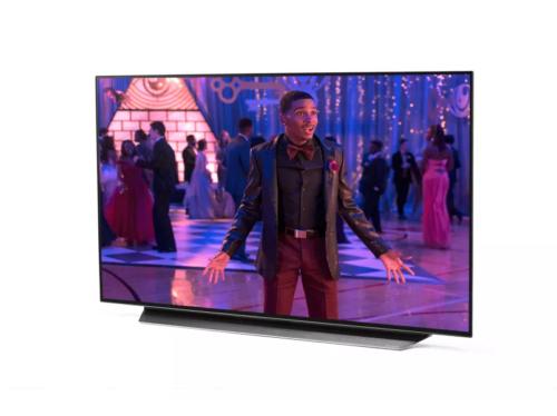 LG OLED48C1 48-inch OLED TV review