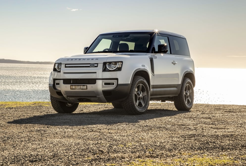 2022 Land Rover Defender 90 P300