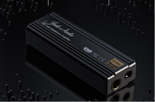 FiiO JadeAudio KA3: Headphone DAC Amplifier DSD512