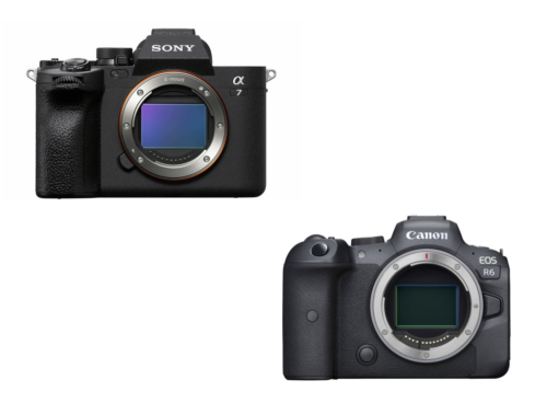 Sony A7 IV vs Canon EOS R6 – The 10 main differences