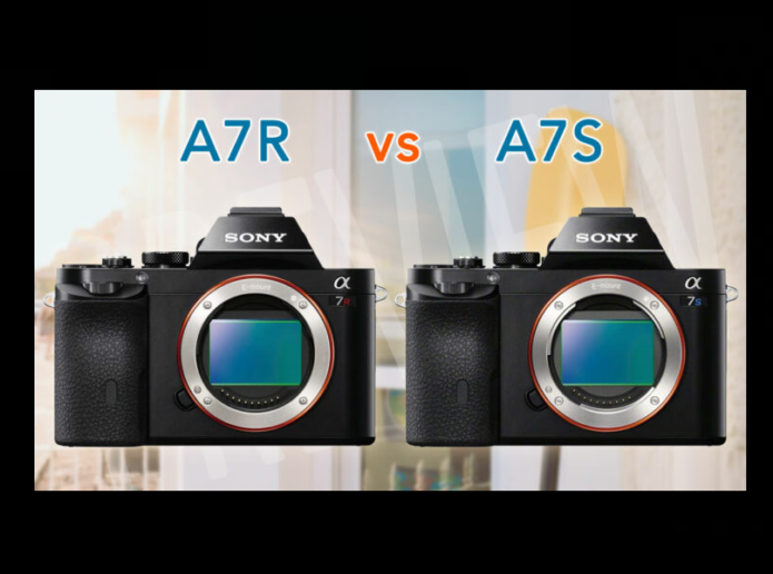Sony A7R vs A7S