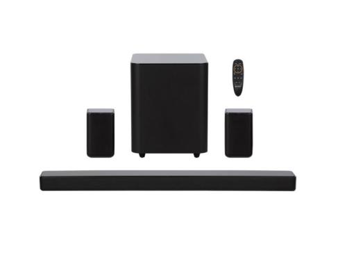 Monoprice SB-500 5.1 Soundbar Review