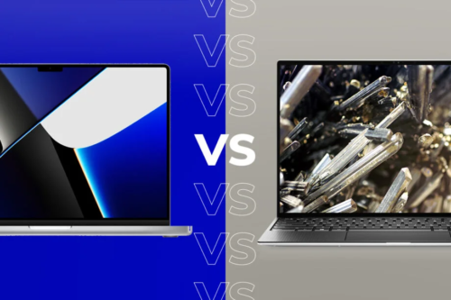 MacBook Pro 2021 vs Dell XPS 13: 4 key differences