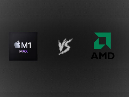 [Preliminary] Apple M1 Max vs AMD Ryzen 7 5800H – similar raw performance