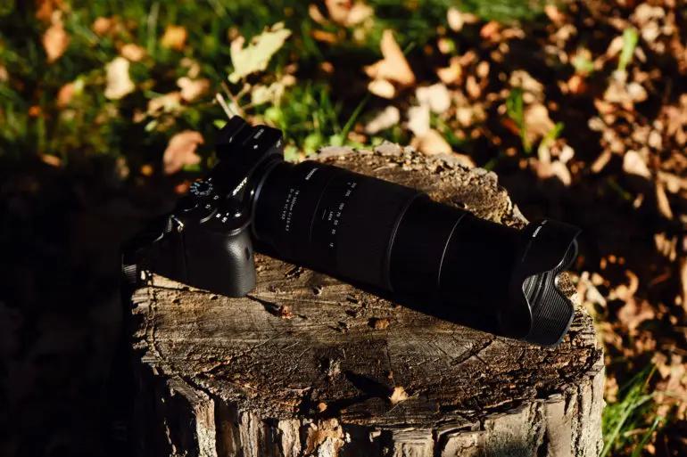 Tamron 18-300mm F3.5-6.3 Di III