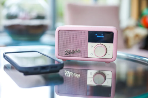 Roberts' Revival Petite is a tiny retro radio with a modern sound