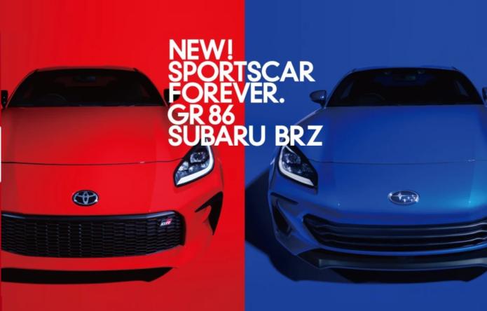 2022 Toyota GR 86 vs 2022 Subaru BRZ
