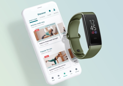 Amazon launches Halo View tracker and new workout platform